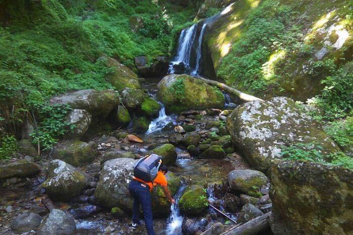 Shimla - Jalori Pass - Manali Trek
