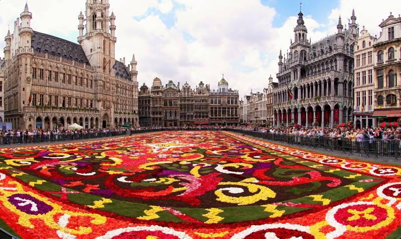 Brussels Getaway Tour