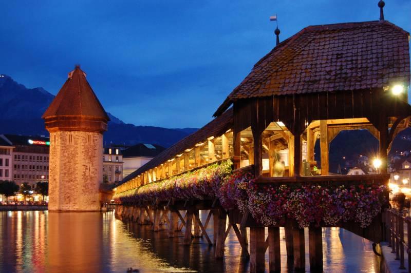 Swiss Grandeur Tour