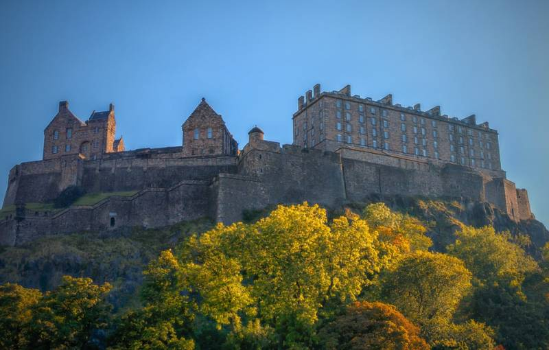 Edinburgh Getaway Tour