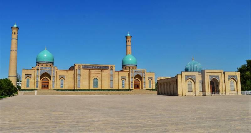 Uzbekistan Explorer Tour