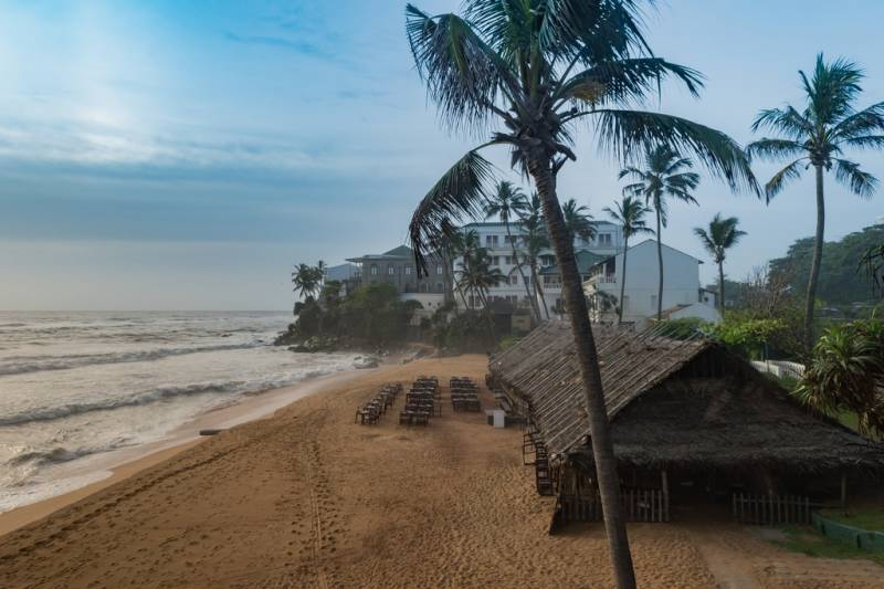 Sri Lankan Odyssey