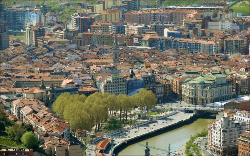 Bilbao Getaway