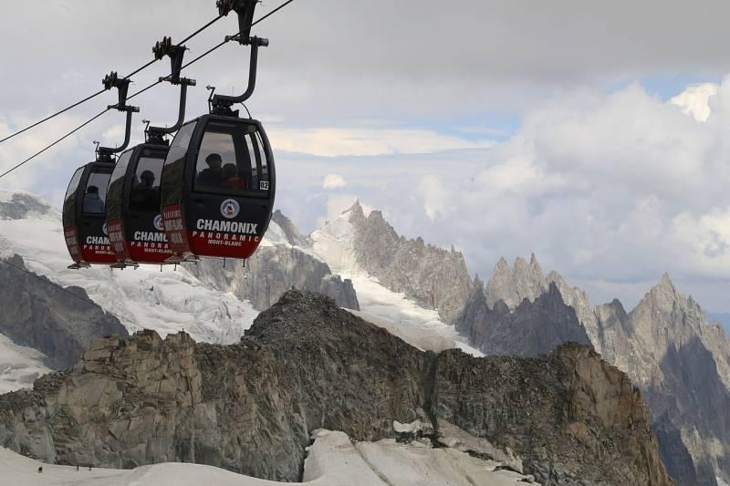 Mount Blanc Explorer