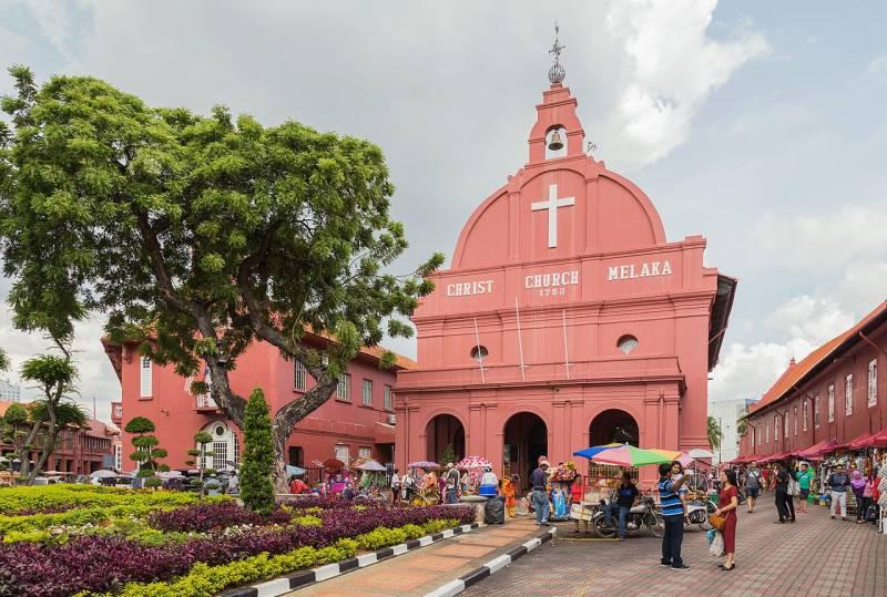 Malacca Getaway