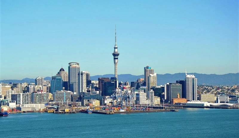 100% Pure New Zealand Tour