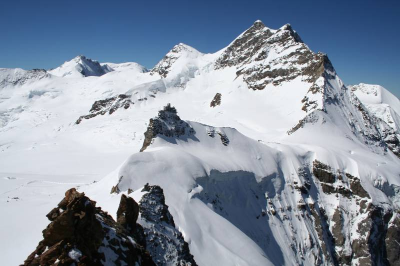 Jungfrau & Titlis Combo