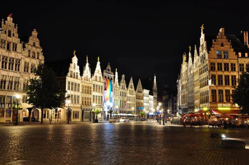 Antwerp Getaway Tour