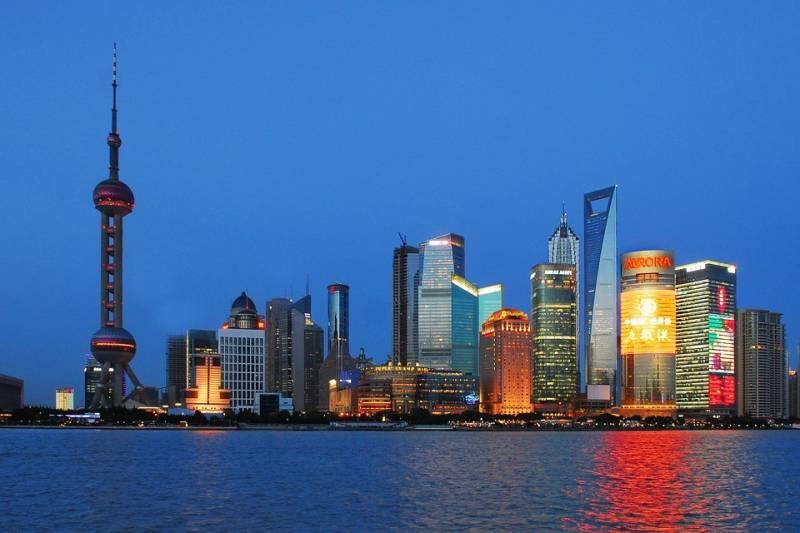 Shanghai Getaway