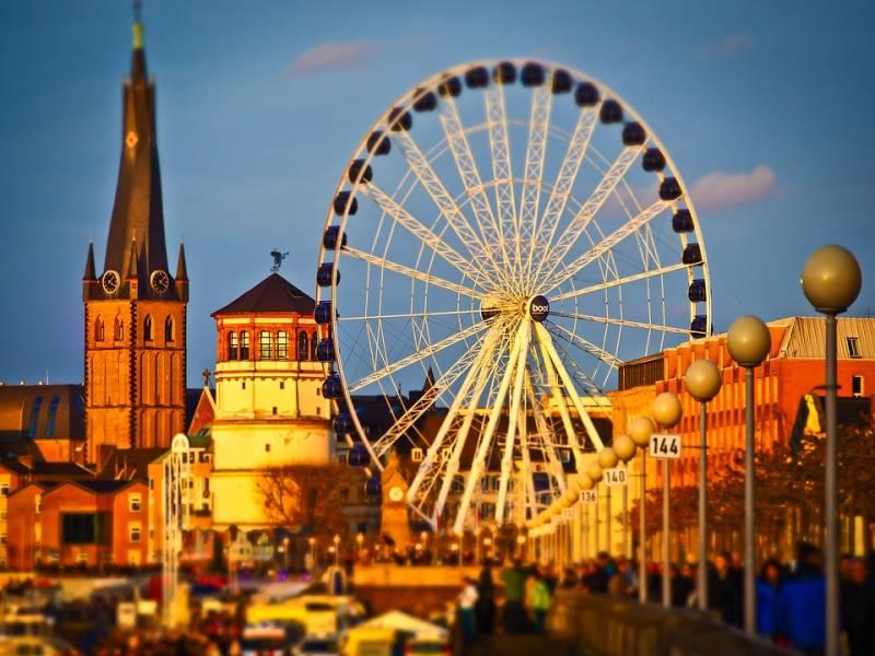 Dusseldorf Getaway