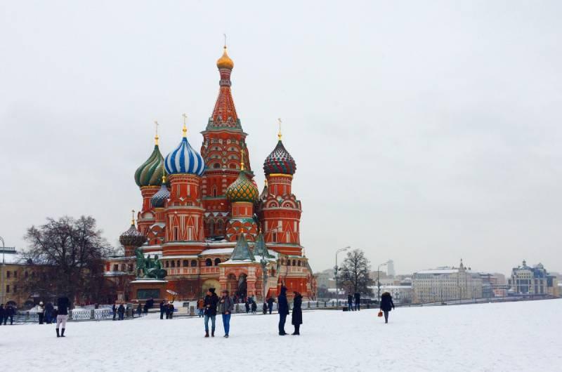 Russian  Extravaganza