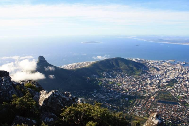 Cape Town Getaway Tour