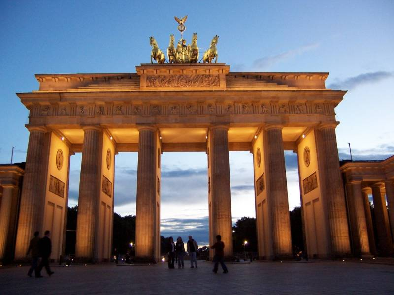 Berlin Getaway Tour