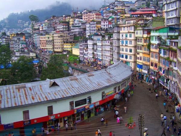 Beautiful Gangtok Tour