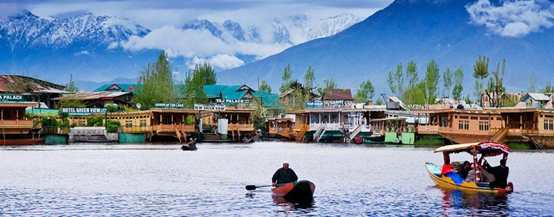 LTC 80 Packages | LTC Package For Kashmir Tour