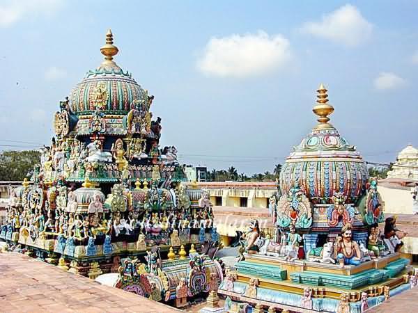 Cochin – Munnar – Thekkady - Alleppey – Kovalam – Kanyakumari – Madurai - Rameshwaram Tour