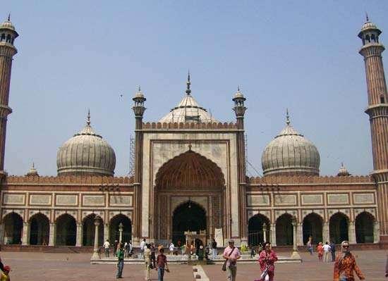 Mathura - Agra - Jaipur Tour