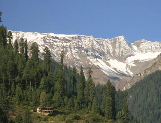 Manali Dharamsala Package By Volvo Bus