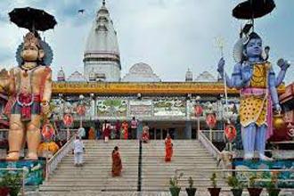 Delhi-Vrindavan-Agra Tour