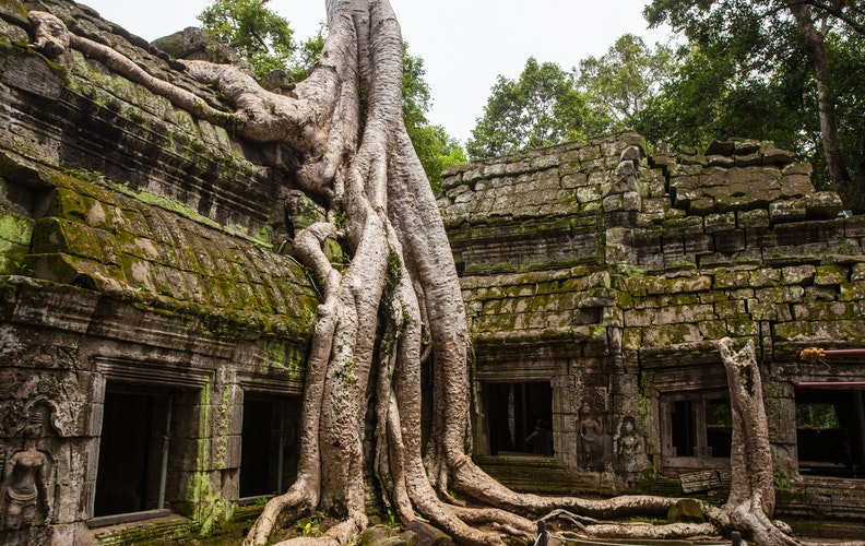 Cambodia Tour Package 6N/7D