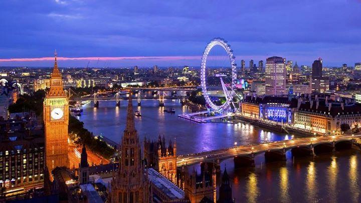 Paris Beauty & London Royalty Tour