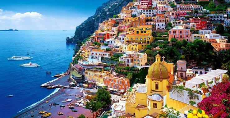 Classic Italy With Scenic Switzerland Tour