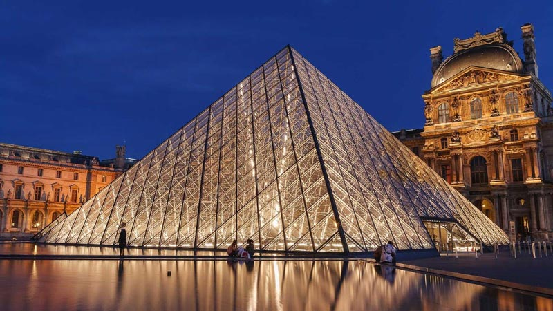 Beauty Of Paris With Royal London Tour