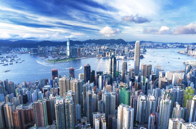 Free And Easy Hong Kong Tour