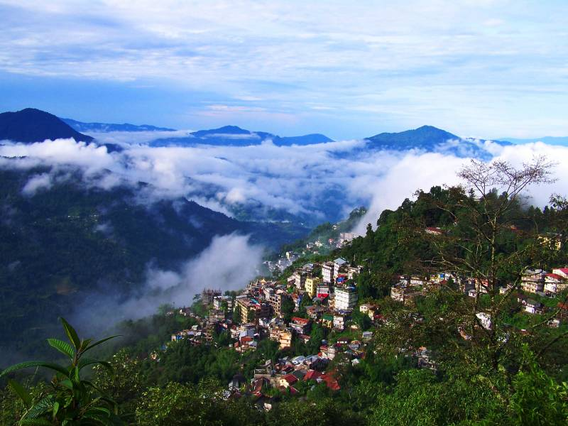 Gangtok-lachung-pelling  8 Days Tour Package