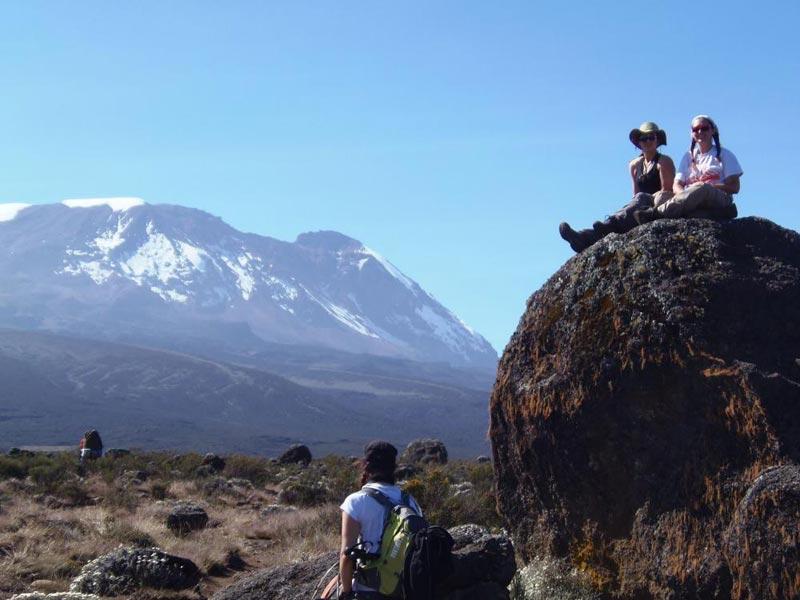 8 Days Kilimanjaro Climb - Lemosho Route Tour