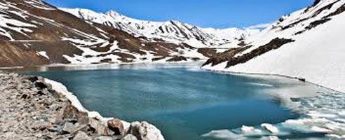 Shimla-1N, Manali-4N, Dharamshala-1N, Dalhousie-2N, Chandigarh-1N 10Days-09Nights Tour