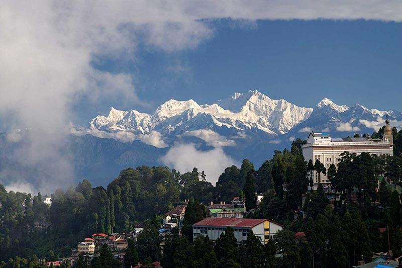 Darjeeling-pelling Tour