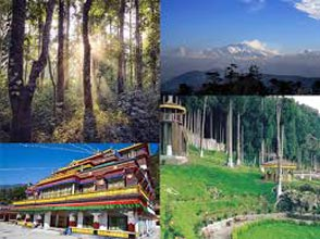 Darjeeling-gangtok Tour Package