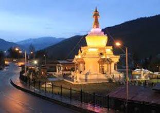 Thimphu-Punakha & Wangdue- Paro Tour Package