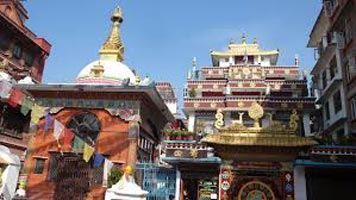 Nepal Pilgrimage Tour 09 Nights / 10 Days