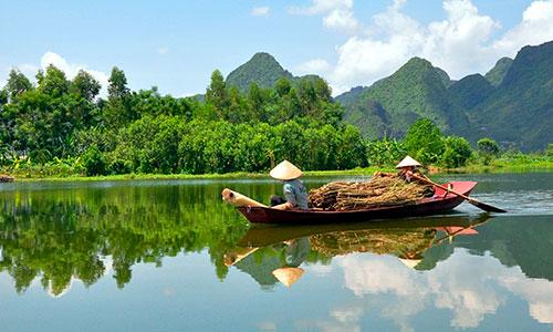 Vietnam Combodia Philippines Tour