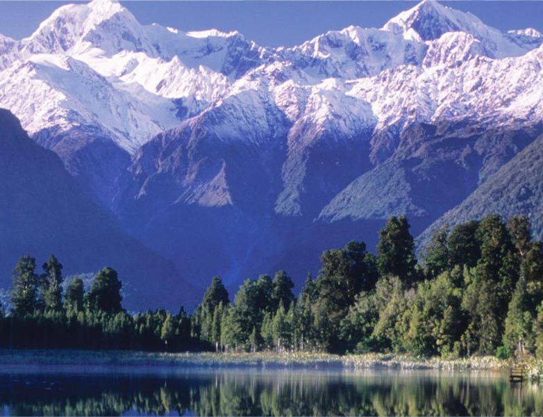 New Zealand 3 Star Package For 8 Days (Group Departure