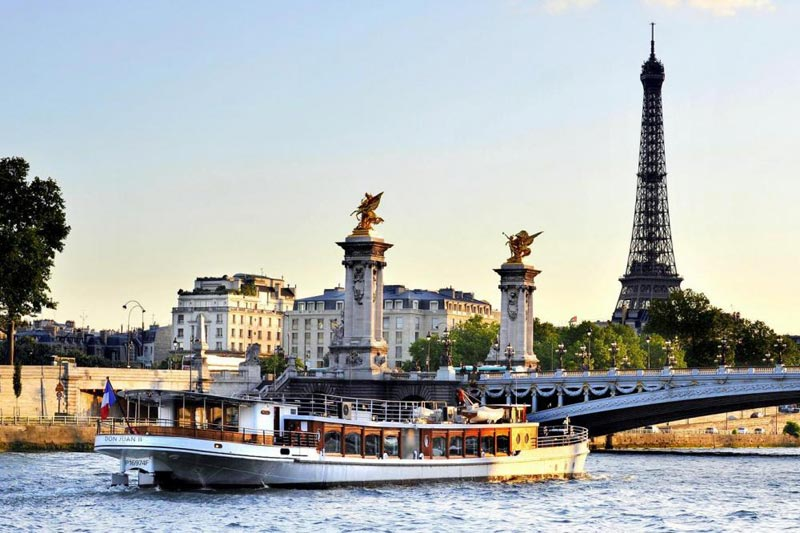 Paris Package 3 Days(Group Departure - Land Only)