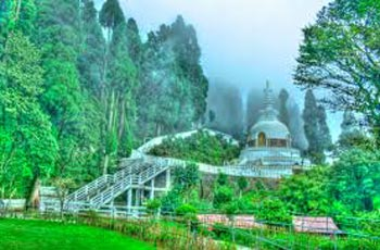 Hills Of Bengal (Lataguri 2N - Kalimpong 2N - Darjeeling 2N - Mirik 1N) Tour