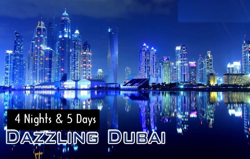 Dazzlling Dubai Tour