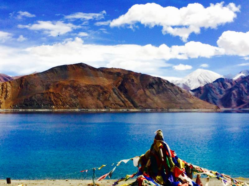 Leh ,Nubra And Pangong Deluxe Package