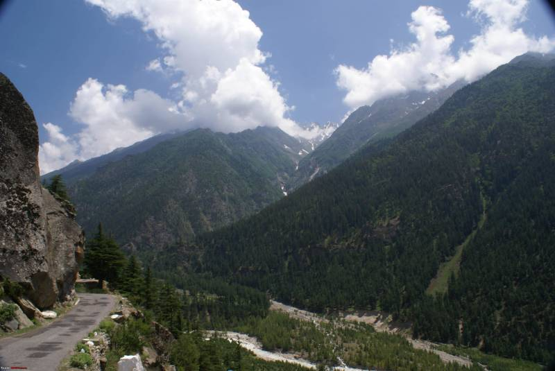 Shimla To Manali Via Kinnaur Packages