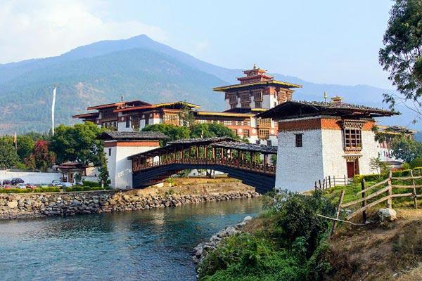 Taj Tashi Thimphu Packages With Le Meridien Paro Riverfront Tour