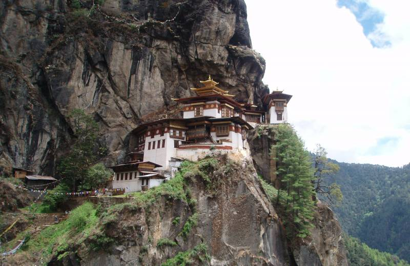 Bhutan Packages From Delhi
