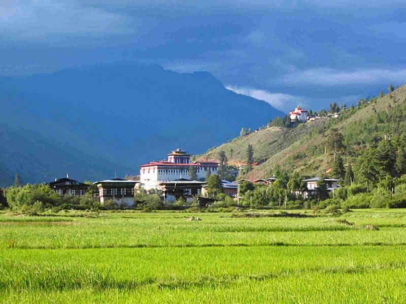 Bhutan Honeymoon Packages From Delhi