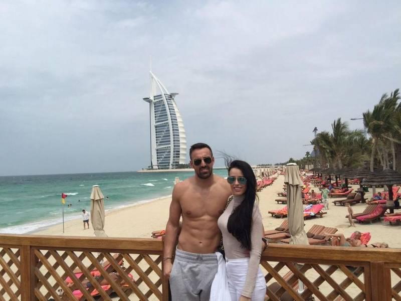 Luxury Dubai Honeymoon Tour Packages