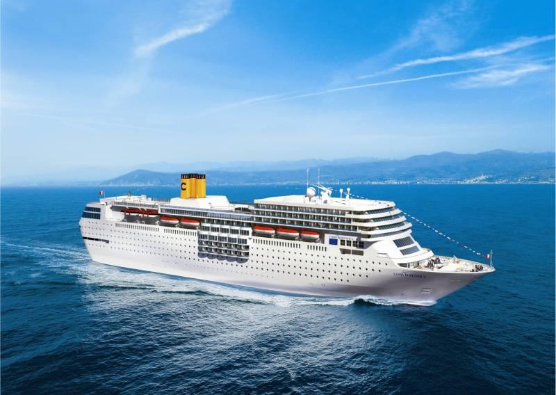 Hong Kong Star Cruise Tour