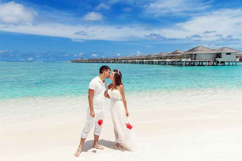 Taj Exotica Maldives Honeymoon Package