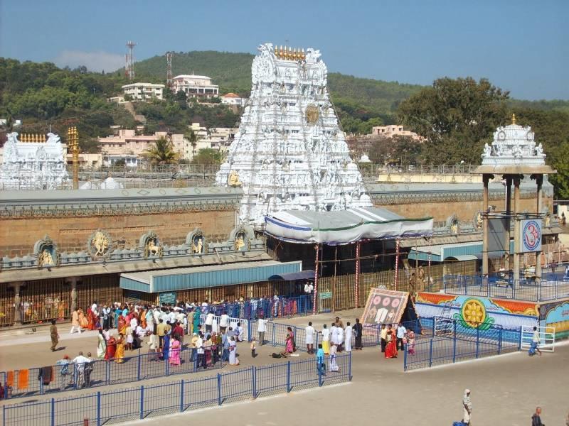 Thirpuathi Balaji Darshan Tour