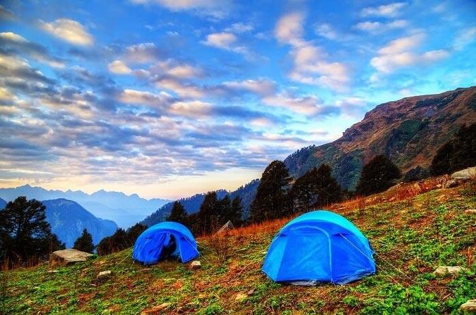 Manali Camping Tour